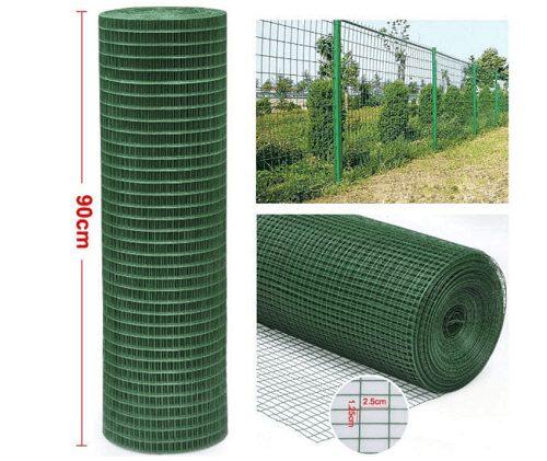 Lưới thép bọc nhựa