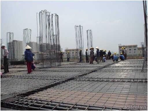 Quy cách và tiêu chuẩn của lưới thép hàn