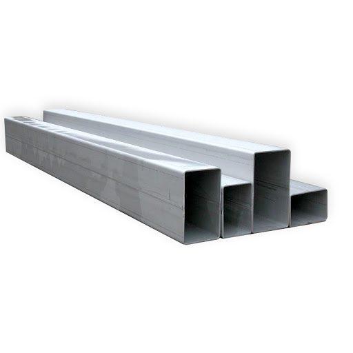 Giá inox hộp 20x40 mm