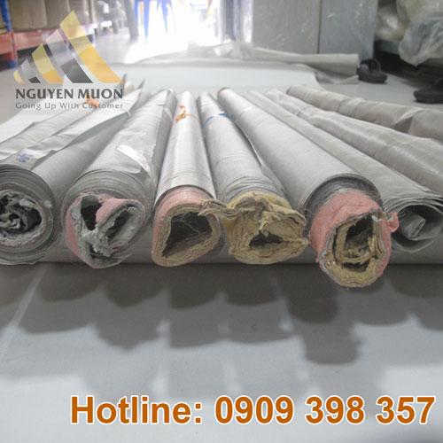 LƯỚI LỌC INOX 201-304-316